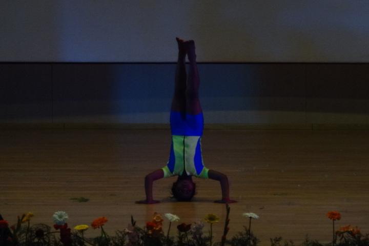 Vivekananda kendra vidyalaya - yoga