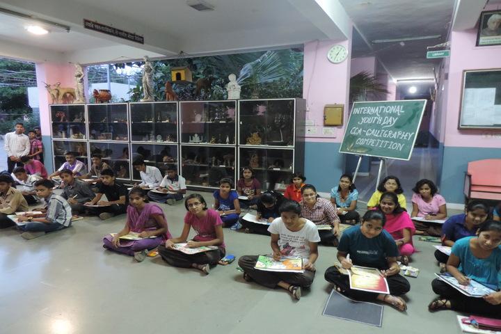 Jawahar Navodaya Vidyalaya-Art and Education