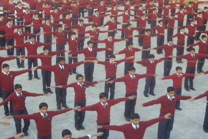 Jawahar Navodaya Vidyalaya-Yoga