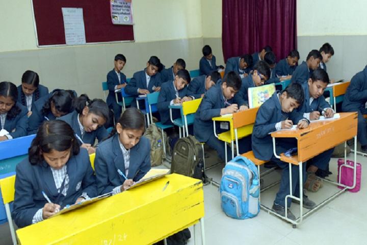 Jaywant International School-Classroom