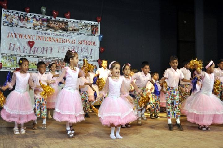 Jaywant International School-Events