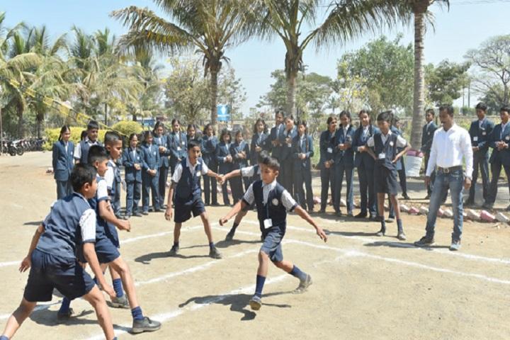 Jaywant International School-Sports
