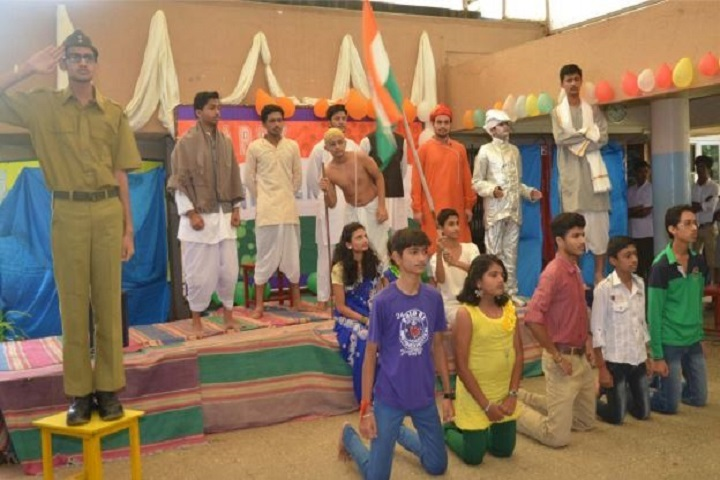 Jindal Vidya Mandir-Act Performance