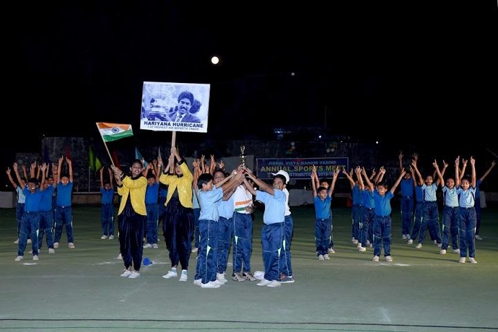 Jindal Vidya Mandir-Sports Meet