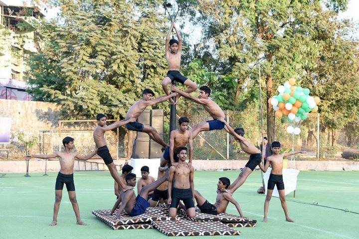 Jindal Vidya Mandir-Martial Art