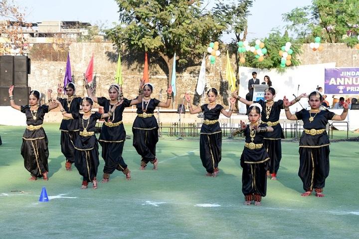 Jindal Vidya Mandir-Cultural Fest