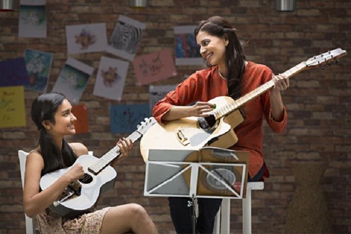 Jito Delhi Public School-Music room