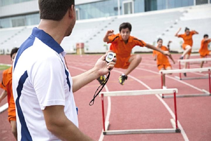 Jito Delhi Public School-Running Activity
