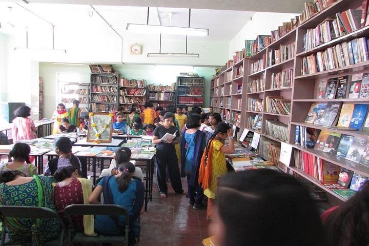 Jnana Prabodhini Prashala-Library