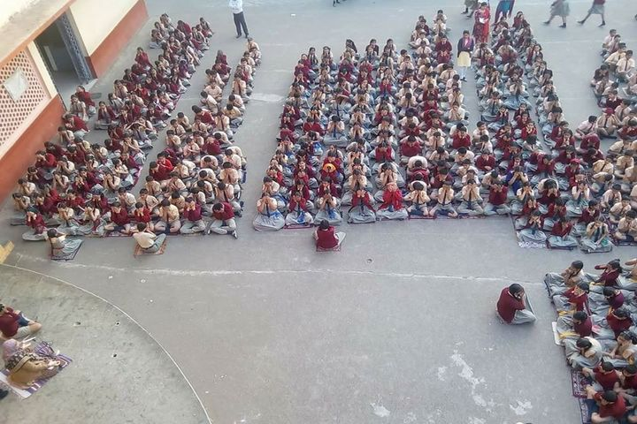 John XXIII School-Yoga Activity