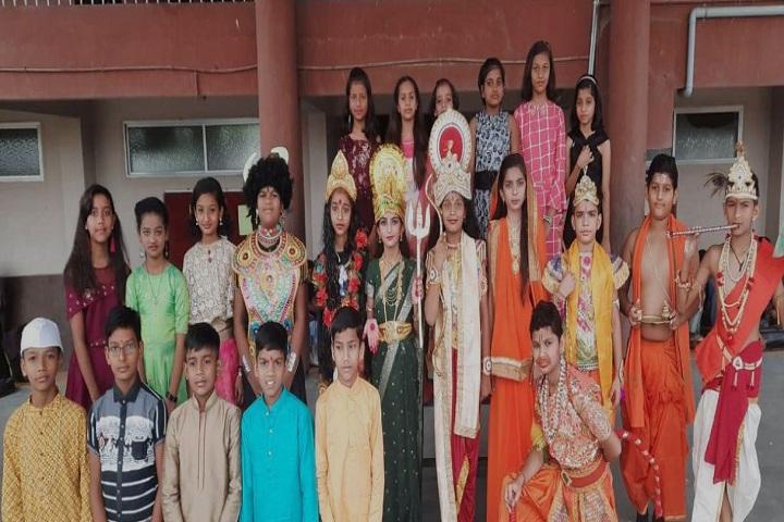 K P Asati Public School-Festivals