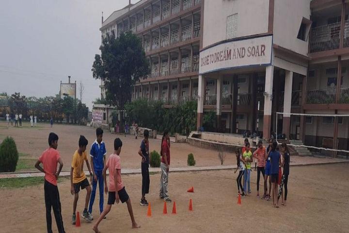 K P Asati Public School-Games