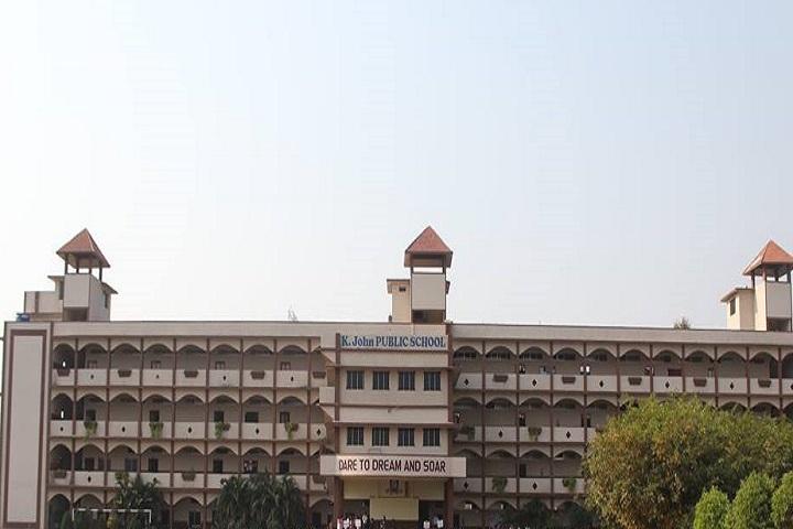 K John Public School-Campusview