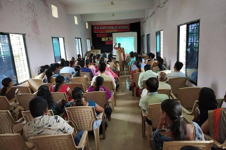 K P Asati Public School-Seminar