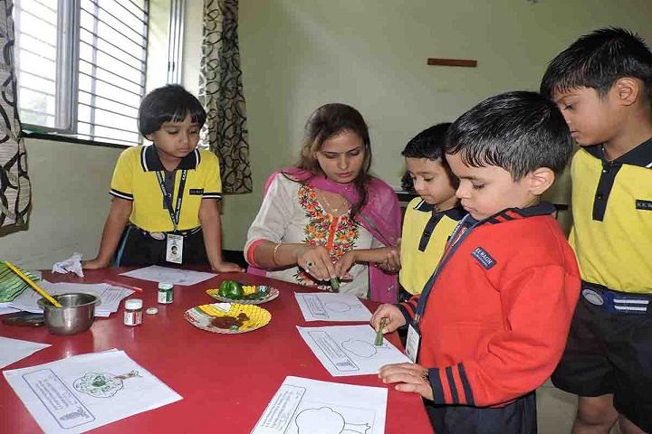 KK Wagh Universal School-Activity