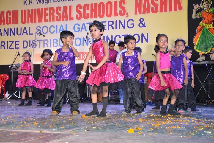 KK Wagh Universal School-Events