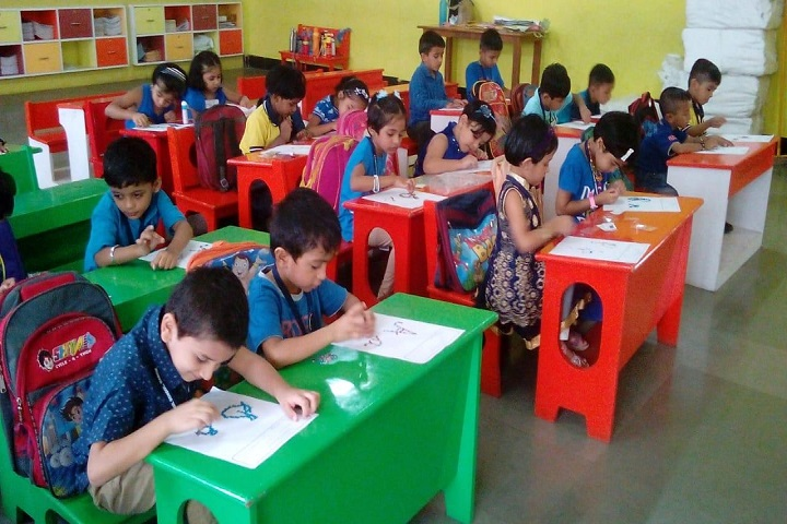 K.K. Wagh Universal School-Classroom Activity