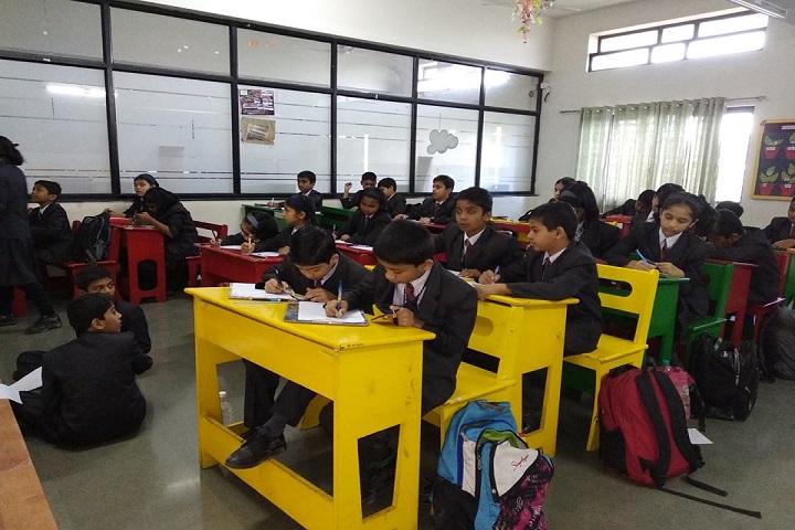 K.K. Wagh Universal School-Classroom