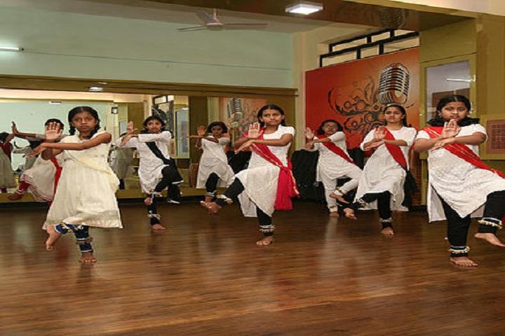 K.K. Wagh Universal School-Dance Room