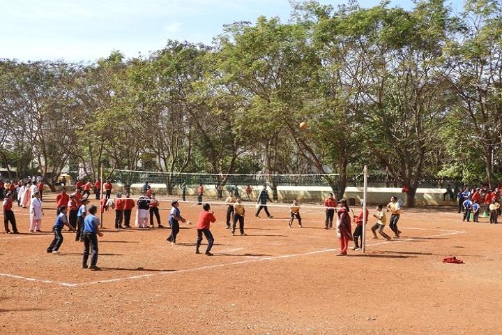 K.K. Wagh Universal School-Sports