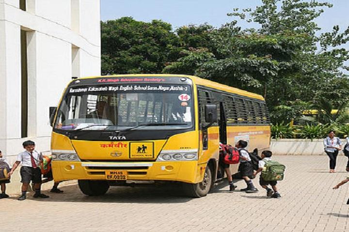 K.K. Wagh Universal School-Transport