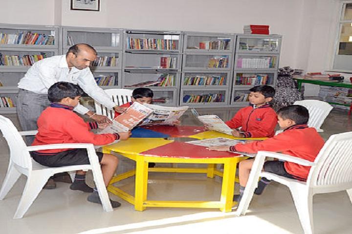 K.K. Wagh Universal School-Library