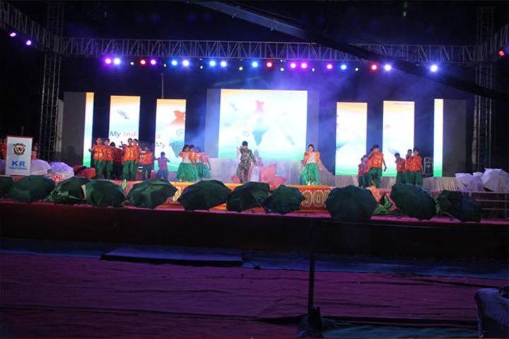 Kanaiyalal Raojibhai Public School-Annual Day