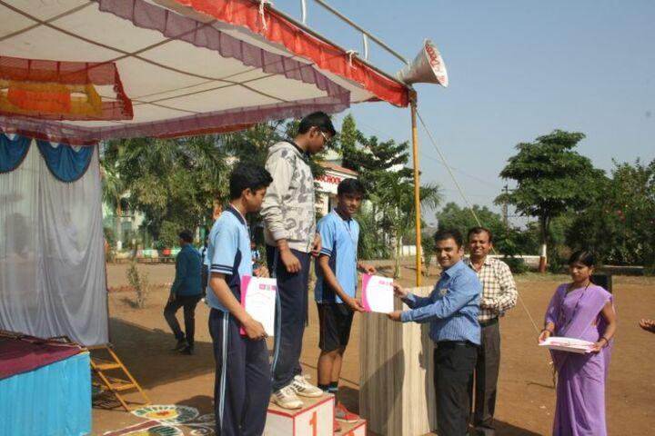 Kanaiyalal Raojibhai Public School-Annual Sports Meet