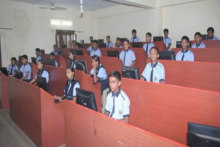 Kanaiyalal Raojibhai Public School-Computer Lab