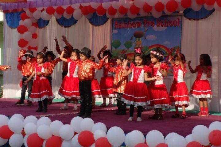 Kanaiyalal Raojibhai Public School-Dance