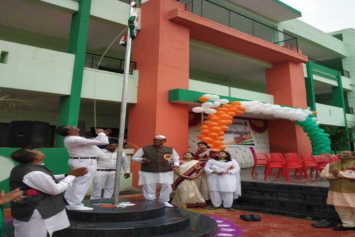 Kanaiyalal Raojibhai Public School-Independence Day