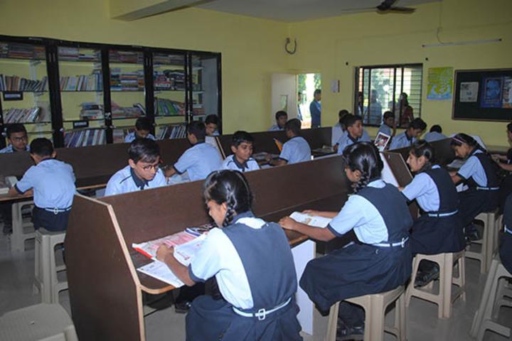 Kanaiyalal Raojibhai Public School-Library