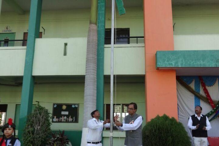 Kanaiyalal Raojibhai Public School-Republic Day