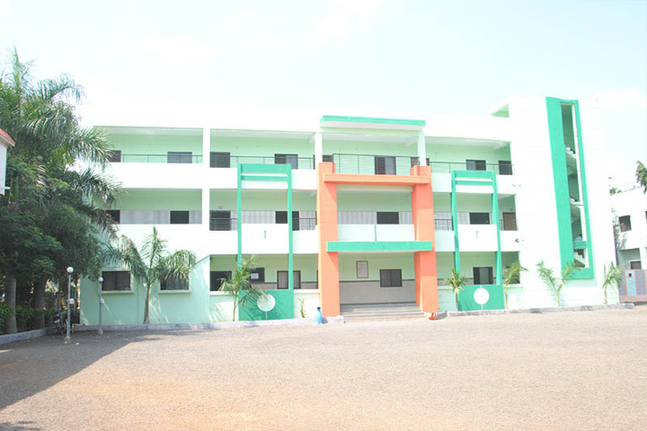 Kanaiyalal Raojibhai Public School-School Building