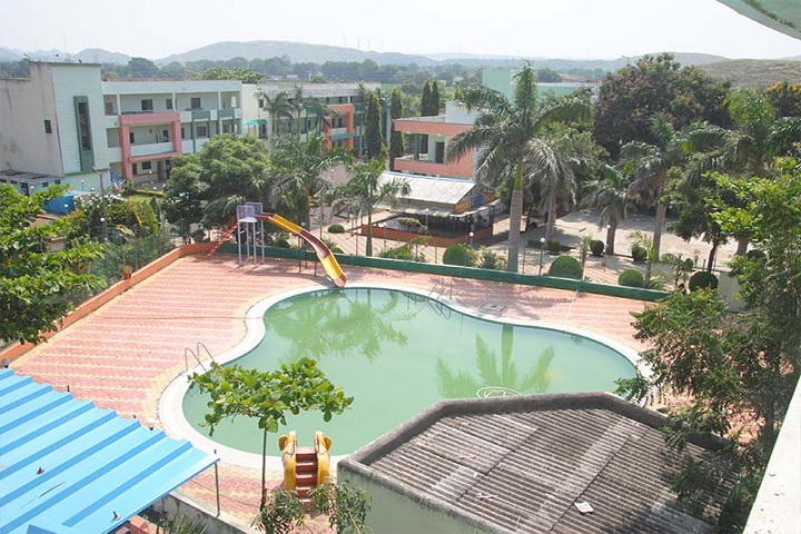 Kanaiyalal Raojibhai Public School-Swimming Pool