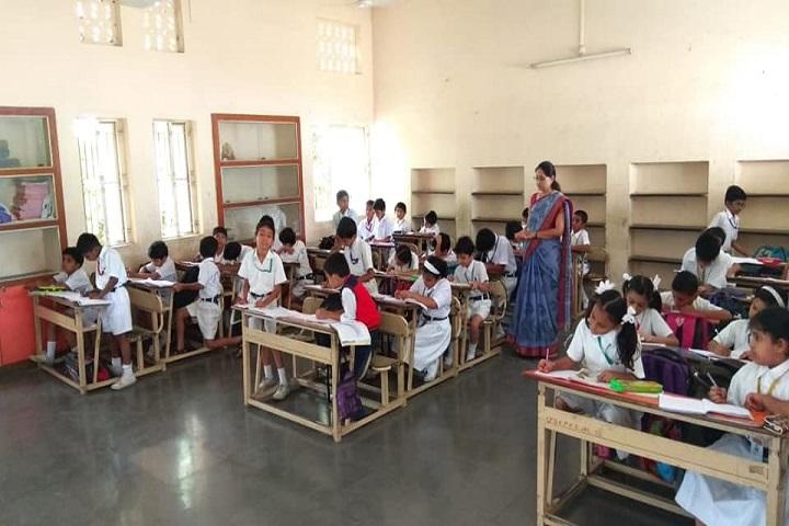 Kashinath Palod Public School-Classroom