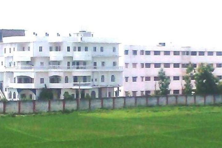 D K Carmel Residential High School-Campus View