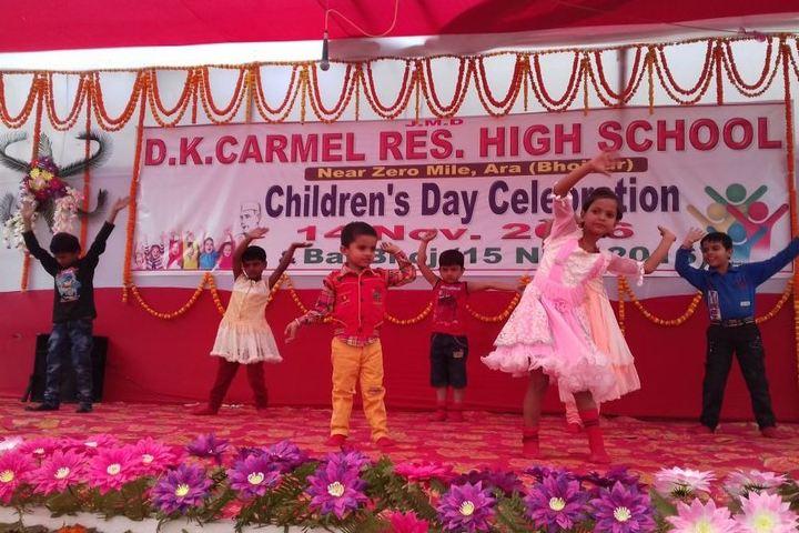 D K Carmel Residential High School-Kids Dance