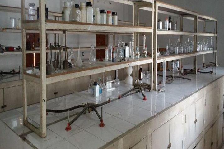 D K Carmel Residential High School-Lab