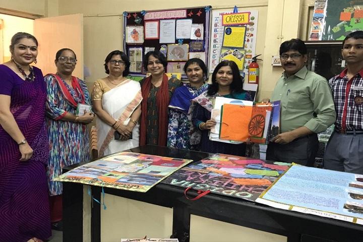 Kendriya Vidyalaya-Social Studies Exhibition