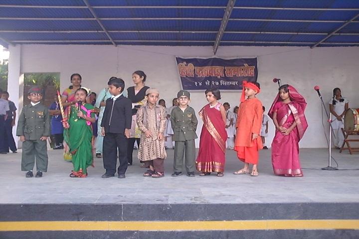 Kendriya Vidyalaya-Fancy Dress competition