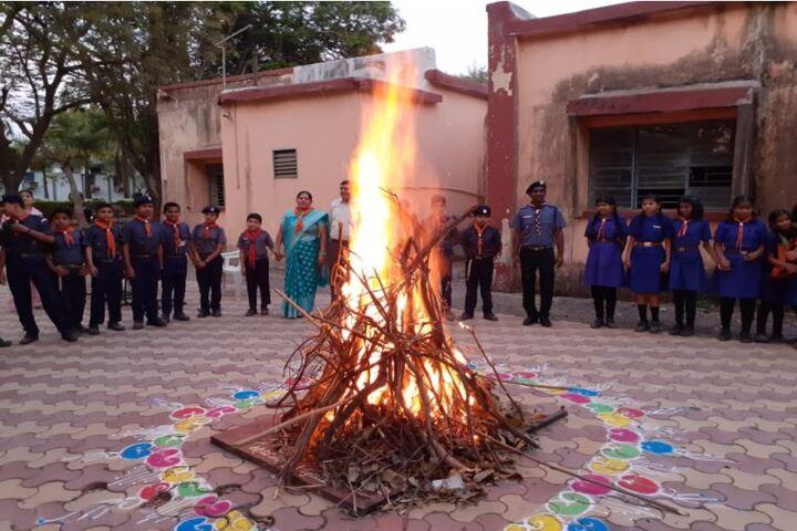 Kendriya Vidyalaya-Festival Activities