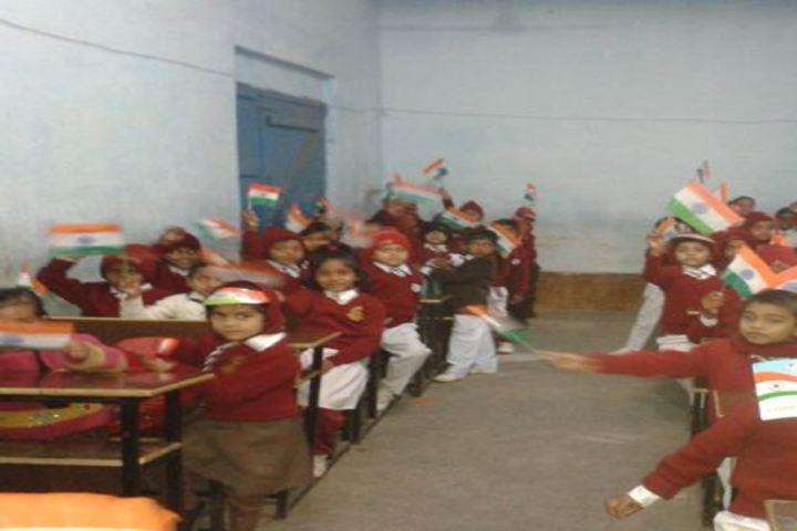 D A V School-Classroom
