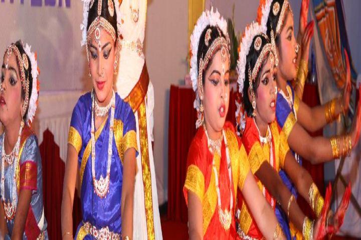 D A V School-Cultural Dance