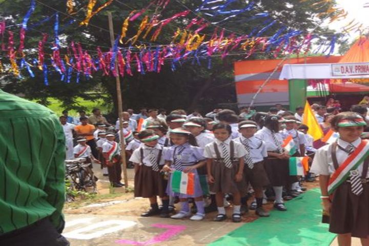 D A V School-Independence Day