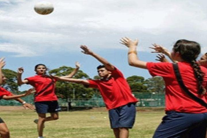 D A V School-Sports