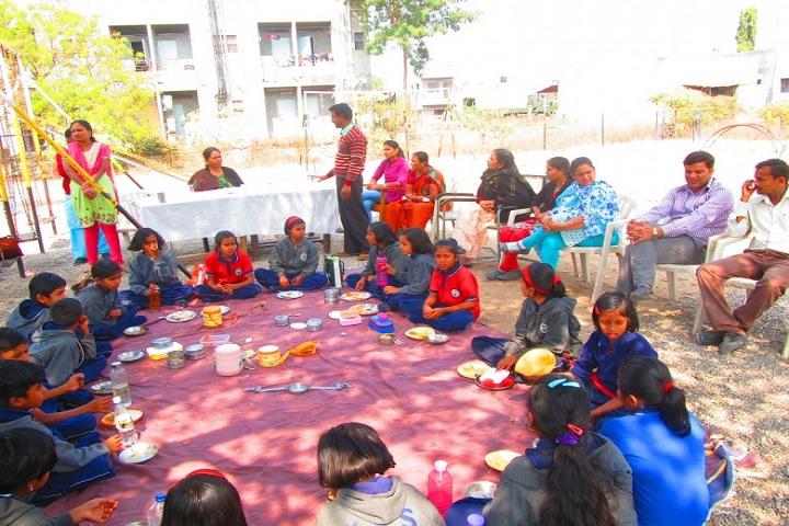 Kendriya Vidyalaya-Community Lunch