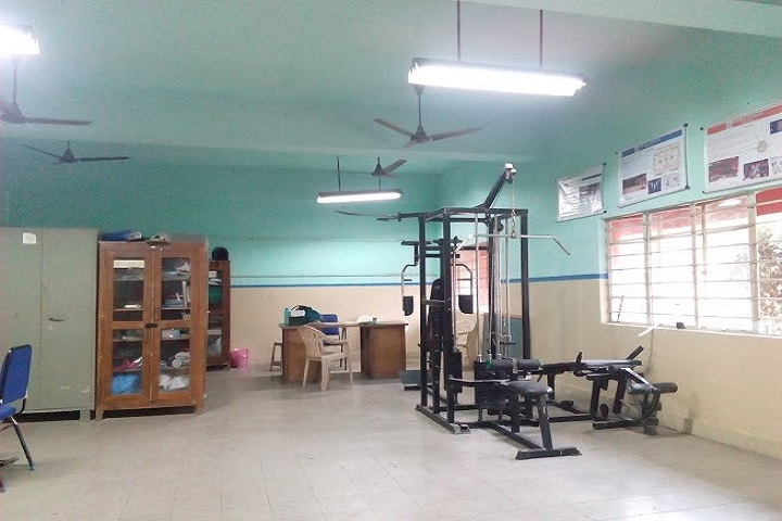 Kendriya Vidyalaya-Gym