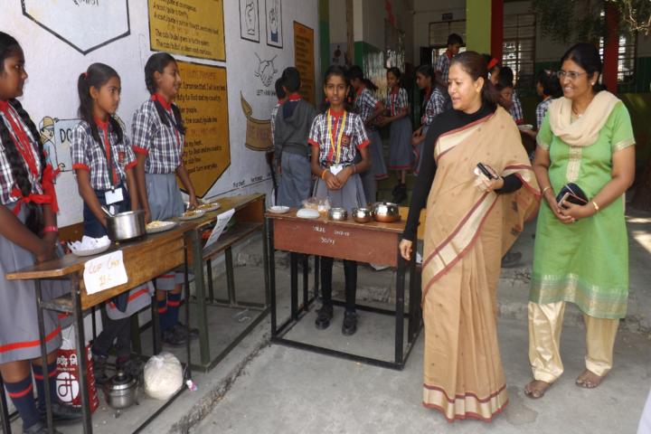 Kendriya Vidyalaya-Childrens Fair