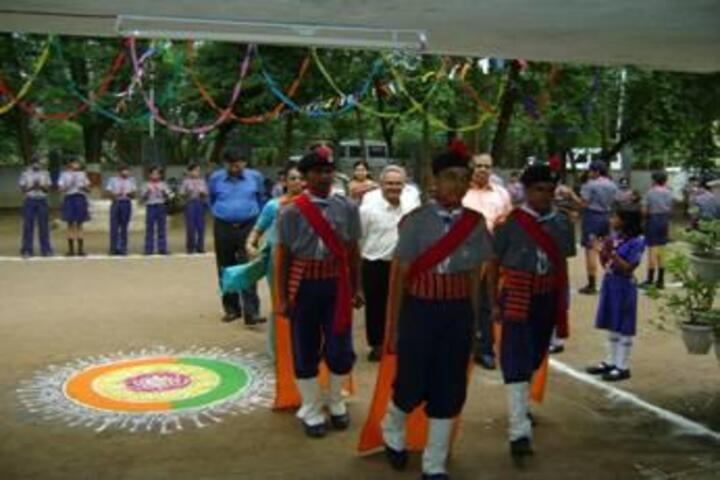 Kendriya Vidyalaya-Chief Guest